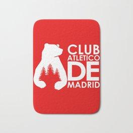 Slogan: A. Madrid Bath Mat