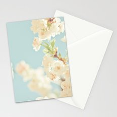 Cotton Candy In The Sky Stationery Cards