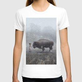 MeeTe Buffao T-shirt