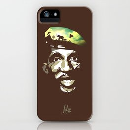 Thomas Sankara iPhone Case