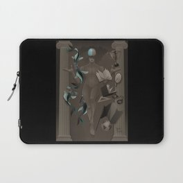 Throw your net on the right side Laptop Sleeve