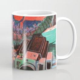 My Life In Visual Form Coffee Mug