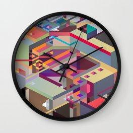 Fabrik 1 Wall Clock
