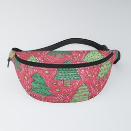 Christmas 04 Fanny Pack