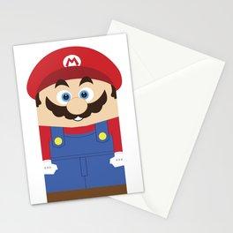 Super Mario Stationery Cards