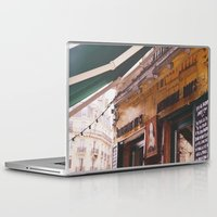 shakespeare Laptop & iPad Skins featuring Shakespeare and co by Eoxe