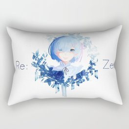 Rem Best Girl Rectangular Pillow
