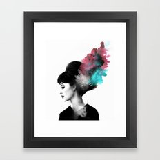 Friday, I'm in love. Framed Art Print