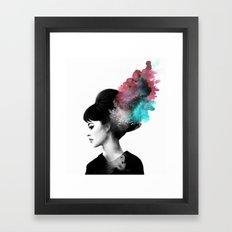 Friday, I'm in love. Framed Art Print