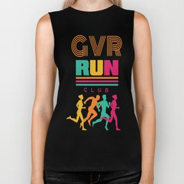 Greatest Virtual Run Supporters Gear Biker Tank