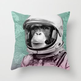 alfie Throw Pillow