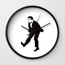 Gentleman01 Wall Clock