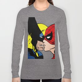 Heroes Long Sleeve T-shirt