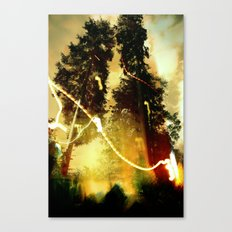 Fire Keeper Soul Canvas Print