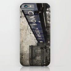 Camden Road Train Station Slim Case iPhone 6s