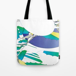 Color #2 Tote Bag
