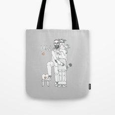 H+W Tote Bag