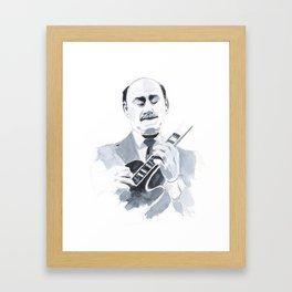 Joe Pass - Jazz Framed Art Print
