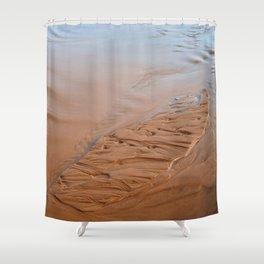 Sand Islet Shower Curtain