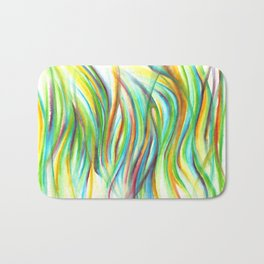 Blades of Grass Bath Mat