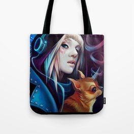 Cosmic Rays Tote Bag