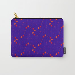 Simple Geometric Pattern 3 bry Carry-All Pouch