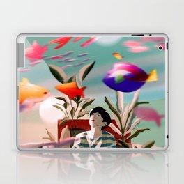 In this Dream Laptop & iPad Skin