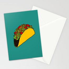 Flock of Gerrys - Taco Stationery Cards