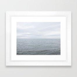 Nantucket Sound #03 Framed Art Print