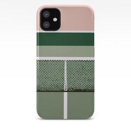 TENNIS PALETTE iPhone Case