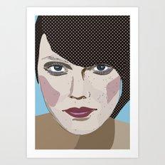 She's Got You Art Print