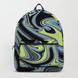 Fluid Abstract 09 Backpack