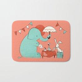 Tea Party Bath Mat