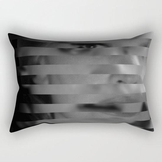 faces Rectangular Pillow