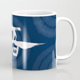 Abstract Kanji calligraphy & painting Coffee Mug