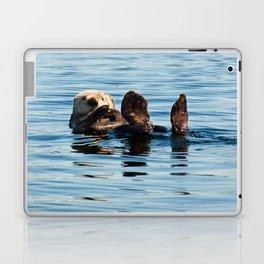Sea Otter Laptop & iPad Skin