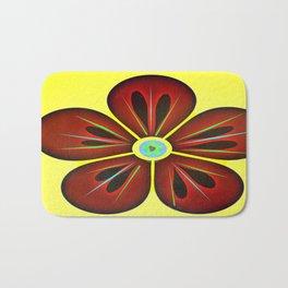 Love Flower Bath Mat
