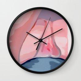 Inside Wall Clock