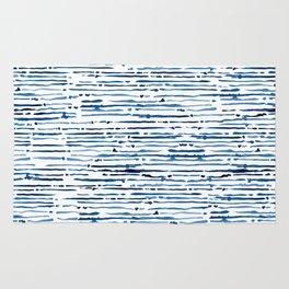 SUE . Blue Rug