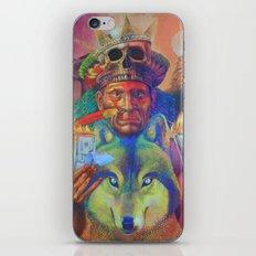 El Samán de Güere iPhone & iPod Skin