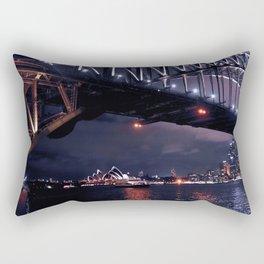 Iconic Sydney Rectangular Pillow