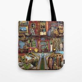 The Museum Shelf Tote Bag