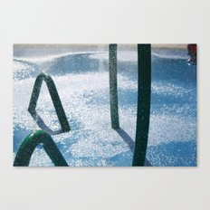 sprinkler Canvas Print