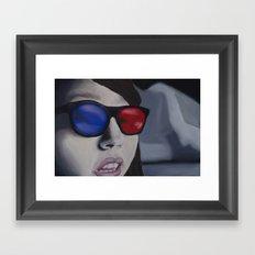 3D Framed Art Print