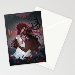 Beltane Night Stationery Cards