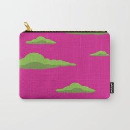 Cloudscape - Purple Carry-All Pouch