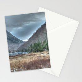 Frozen Franconia Notch Stationery Cards