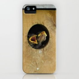 Feed Me! iPhone Case