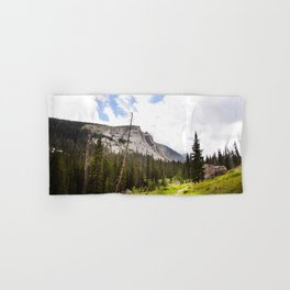 Into The Mountains Hand & Bath Towel