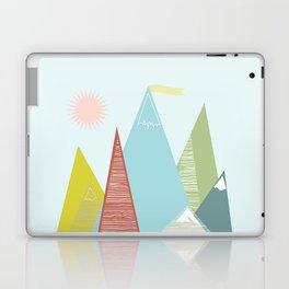 Mountain Peaks! Laptop & iPad Skin